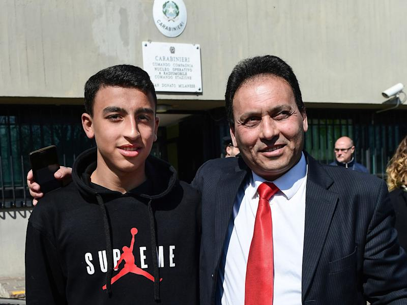 Italy to grant citizenship to 13-year-old Egyptian boy who saved children on hijacked school bus