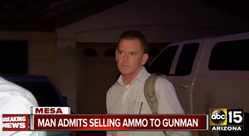 Douglas Haig has admitted to selling Las Vegas gunman Stephen Paddock rounds of ammunition but denies having known him. (ABC 15)