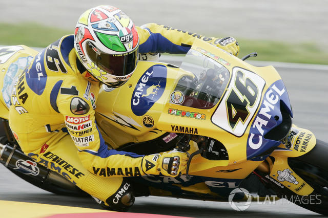 "2006: Valentino Rossi (Yamaha) <span class=""copyright"">Gold and Goose / Motorsport Images</span>"