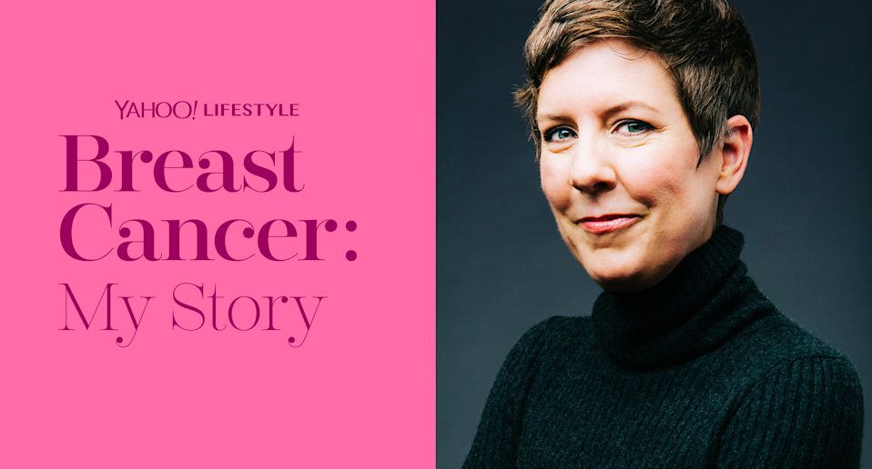 Catherine Guthrie writes in her new memoir about reclaiming her body after breast cancer. (Photo: Courtesy of Skyhorse Publishing)