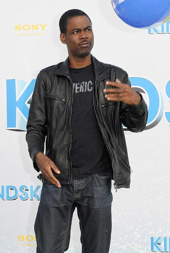 "February 7: Chris Rock turns 46 Toni Passig/<a href=""http://www.wireimage.com"" target=""new"">WireImage.com</a> - July 30, 2010"