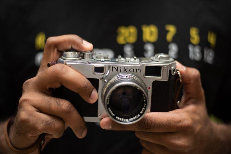 I hope some day they'll bring out a digital version of the Nikon S2