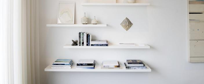 If You Love Books but Don't Want Your Home Turned Into a Library, Shop These 10 Solutions