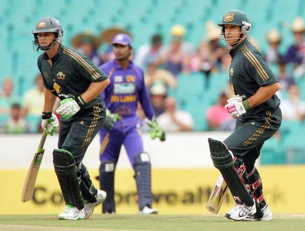 Australia v Sri Lanka - Commonwealth Bank Series