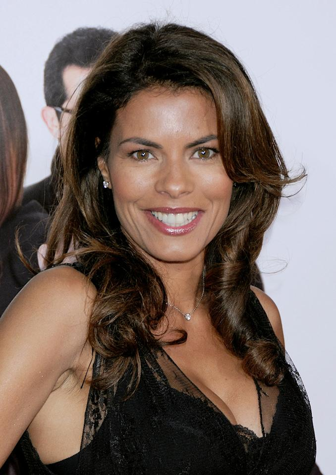 """<a href=""""http://movies.yahoo.com/movie/contributor/1800307465"""">Lisa Vidal</a> at the Los Angeles premiere of <a href=""""http://movies.yahoo.com/movie/1809991685/info"""">Nothing Like the Holidays</a> - 12/03/2008"""