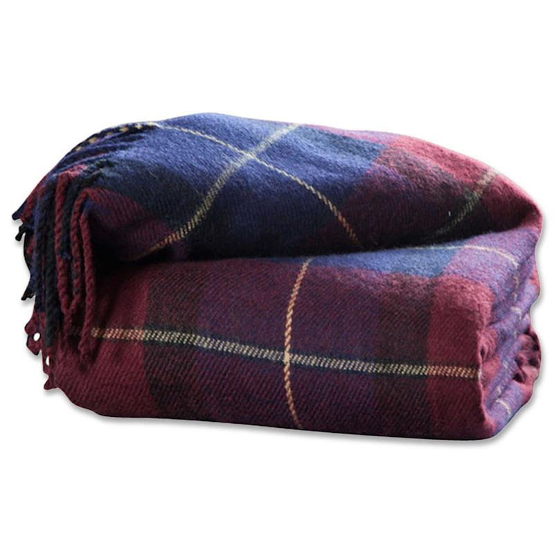 """As the season goes on, the weather will get colder. Come prepared. Get it at <a href=""""https://www.bedbathandbeyond.com/store/product/classic-plaid-throw-blanket/3315570?skuId=60790880&mcid=PS_googlepla_nonbrand_baby_online&product_id=60790880&adtype=pla&product_channel=online&adpos=1o2&creative=43742624269&device=c&matchtype=&network=g&gclid=CjwKCAjwu7LOBRBZEiwAQtfbGBc9GsK05qUbDzXlV9n7RfTk-xU9C8BOdLEo2Jn7_Gxj4GGlMnOheBoCOgEQAvD_BwE"""" target=""""_blank"""">Bed Bath & Beyond</a>."""
