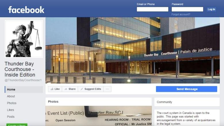 Lawyer praises Facebook attempt to fill gap in local court coverage