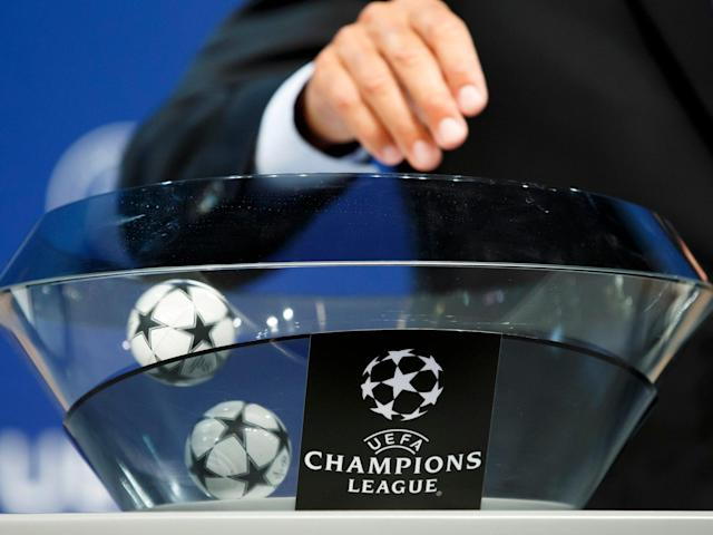 Champions League draw LIVE: Liverpool, Manchester United, Manchester City and Spurs discover their group stage fate