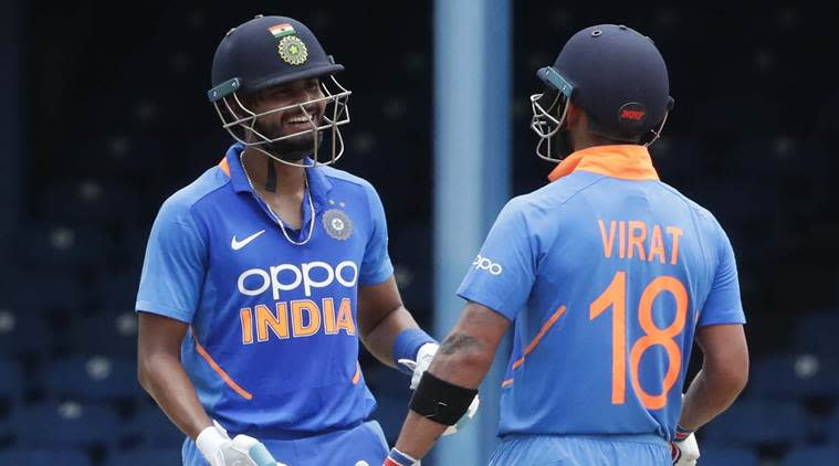 Shreyas Iyer, Shreyas Iyer number 4, Sunil Gavaskar, Rishabh Pant, India no 4 batsman, Shreyas Iyer 71 vs West Indies, India vs West Indies 2nd ODI, West Indies vs India 2nd ODI, IND vs WI 2nd ODI, WI vs IND 2nd ODI, cricket news