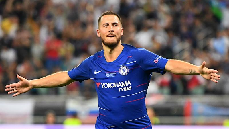 Real Madrid's Eden Hazard Swoop Now At Paperwork Stage
