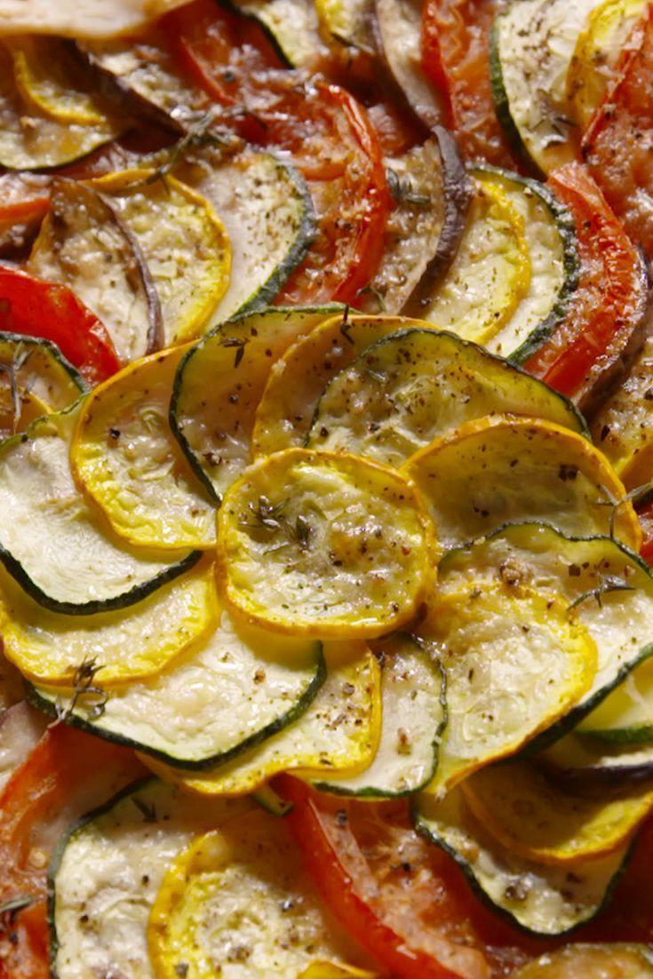 """<p>Use the best of summer's bounty in a delicious savoury tart.</p><p>Get the <a href=""""https://www.delish.com/uk/cooking/recipes/a28960370/summer-vegetable-tart-recipe/"""" rel=""""nofollow noopener"""" target=""""_blank"""" data-ylk=""""slk:Summer Vegetable Tart"""" class=""""link rapid-noclick-resp"""">Summer Vegetable Tart</a> recipe.</p>"""