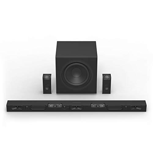 VIZIO SB46514-F6 46-Inch 5.1.4 Premium Home Theater Sound System with Dolby Atmos and Wireless Subwoofer plus Rear Surround Speakers,Black (Amazon / Amazon)