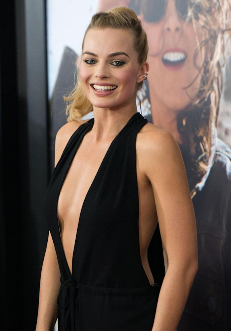 Margot Robbie may very well be holding her own Oscar next year, as she's generating plenty of Academy Awards buzz for her role in I, Tonya. Source: Getty