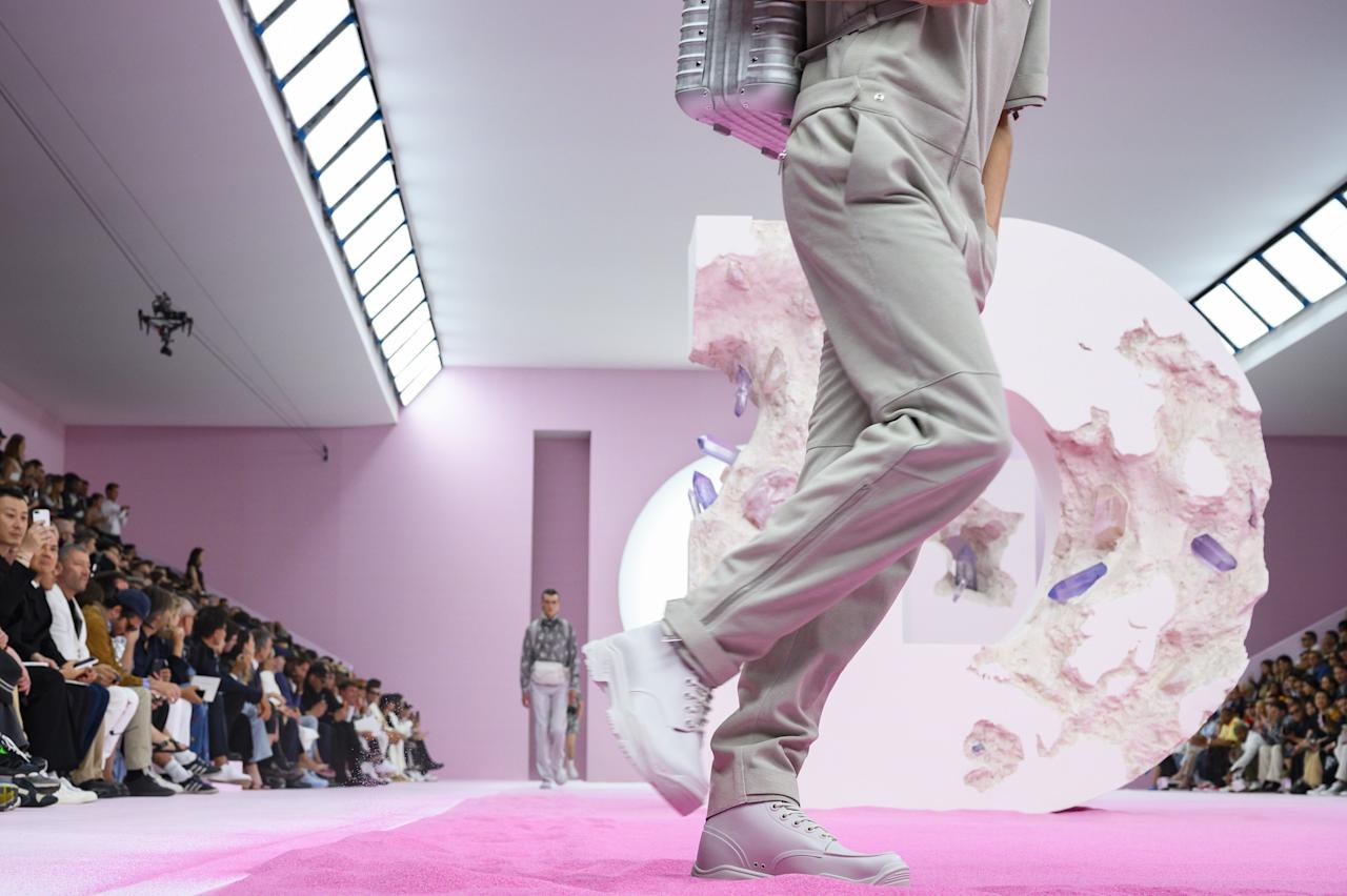 "<p>For the last few years, <a href=""https://www.esquire.com/uk/style/shoes/g9894/best-mens-trainers/"" target=""_blank"">trainers have been big business</a>. Big, big business. As the streetwear dam finally split, every designer brand from London to New York cashed in on ever swelling, ever popular sneakers. And so the trend began.</p><p>Except, this season at Paris Fashion Week, things were a little bit different. Granted, the supersizers pioneered by Balenciaga et al still ran strong, but designer trainers catered to other tastes, too; tastes beyond the sneakerheads ferociously bidding on eBay for the next pair of obscure limited editions. </p><p>Here are the best of the lot. </p>"