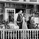 """<p>As you may recall, <em>Bonanza</em> was a sensation because it was one of the first television programs you could watch in color. You just needed to befriend someone with a color TV first.</p><p><strong>RELATED:</strong> <a href=""""https://www.goodhousekeeping.com/life/entertainment/g32066836/photos-of-shirley-temple/"""" rel=""""nofollow noopener"""" target=""""_blank"""" data-ylk=""""slk:See Shirley Temple's Fascinating Life in Photos"""" class=""""link rapid-noclick-resp"""">See Shirley Temple's Fascinating Life in Photos</a></p>"""