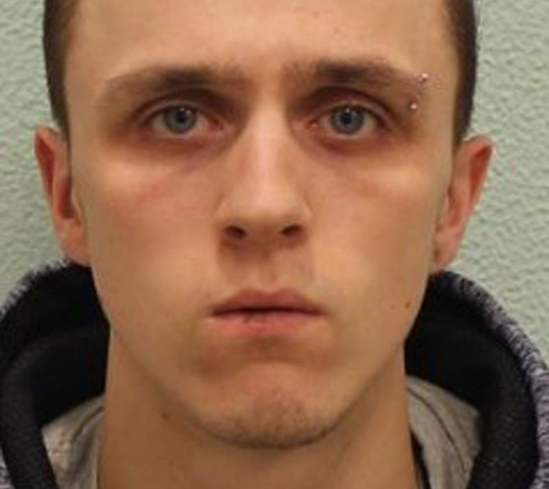 Stephen Waterson, 26, is pictured.