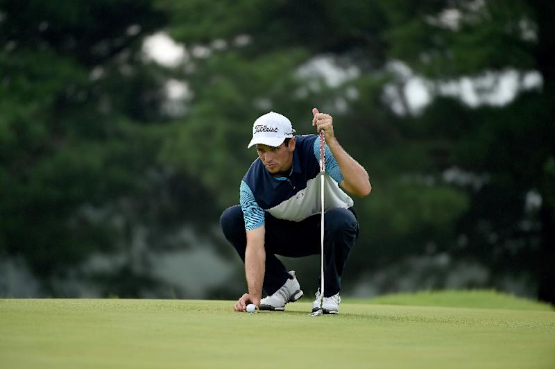 Zunic has 8-under 64, takes 3rd-round lead at Australian PGA