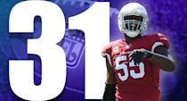 <p>It's early — really, really early — but I'm starting to wonder about coach Steve Wilks. It's way too soon to judge Wilks, but there are already warning signs. (Chandler Jones) </p>