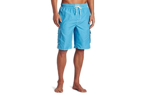 Kanu Surf Men's Barracuda Swim Trunks. (Photo: Amazon)