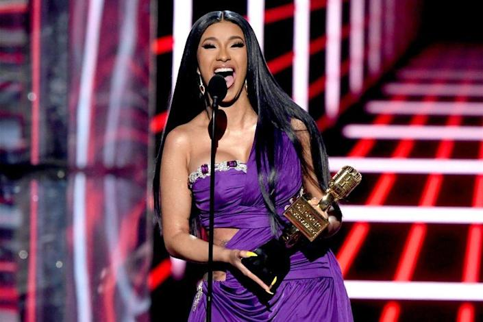 Cardi B Gives an Anatomy Lesson to Fans Who Claim a
