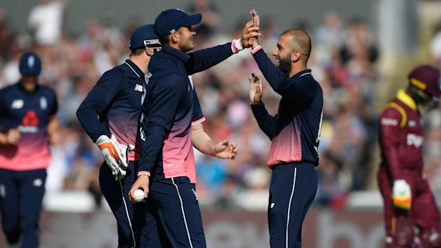 """Adil Rashid and Alex Hales becoming """"specialists"""" in white-ball cricket is a good thing for England, says Moeen Ali."""