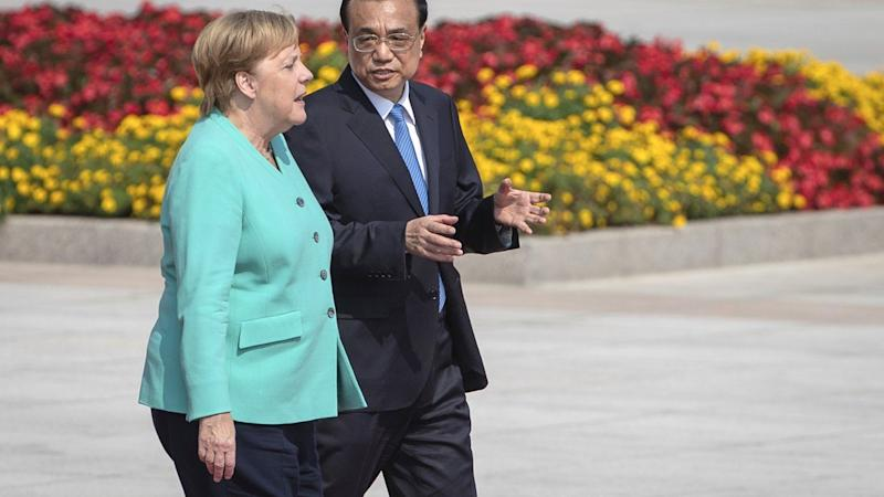 Coronavirus: keep cool and carry on, China urges Germany