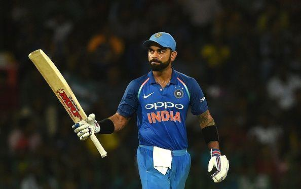 In the 208 innings that he has played so far, Kohli has 86 scores of 50 or more in ODIs