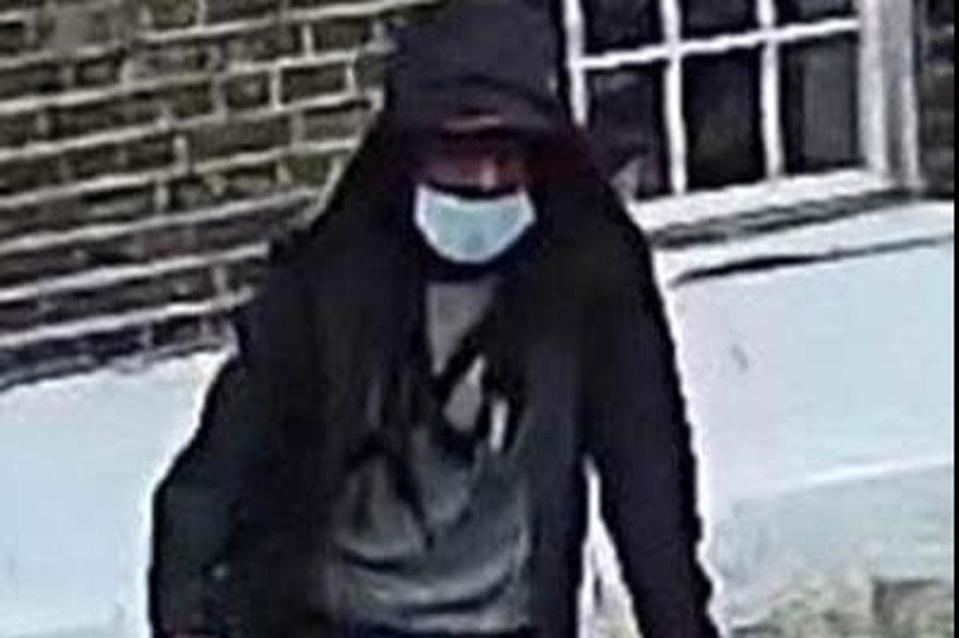 Police have released this image of a man they would like to speak to  (Met )
