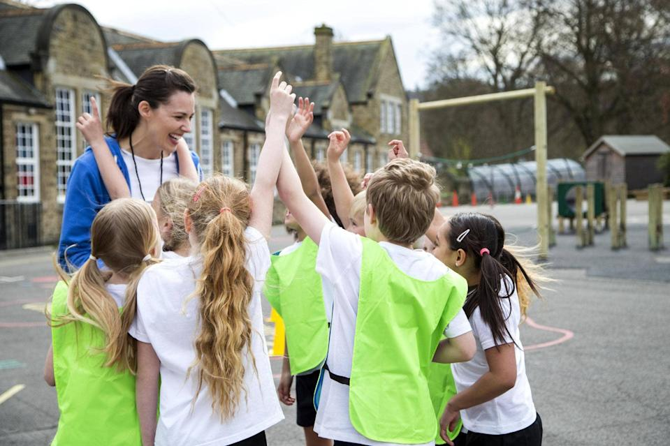<p>The Government has announced that from today families with school-age children will be offered Covid-19 tests   </p> (Getty Images)