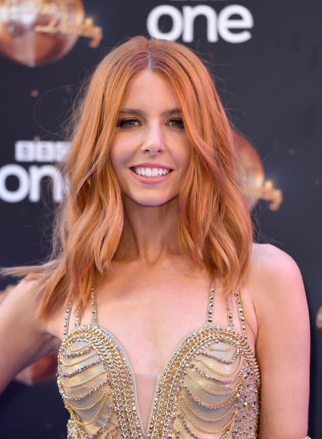 Stacey Dooley has been made an MBE