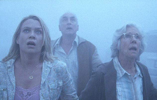 A TV showrunner claims Bob was inappropriate while working on The Mist. Source: Spike TV