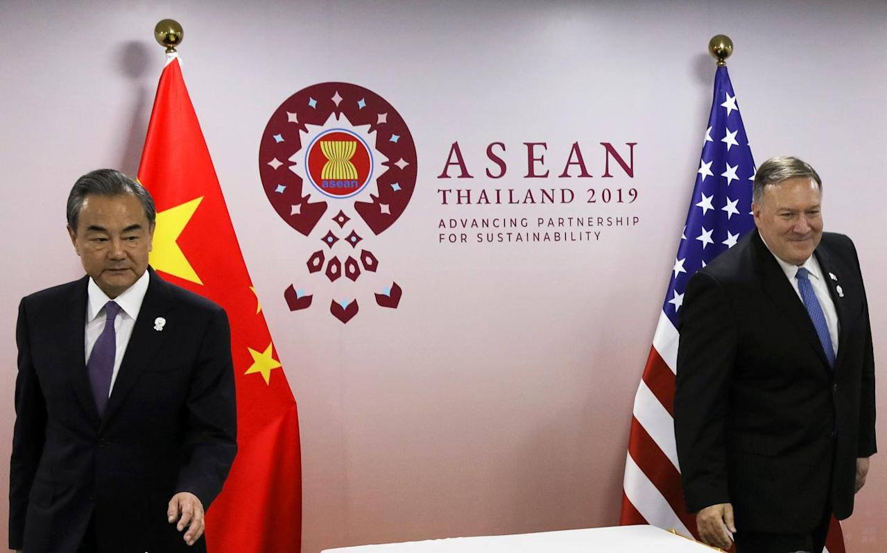ASEAN Wants a U.S. Counterbalance to Chinese Regional Ambitions