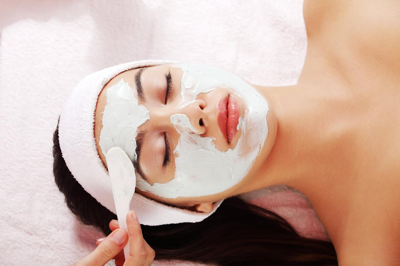 "<p>The key to unclogging pores and getting rid of blackheads? Good old <a href=""https://www.popsugar.com/beauty/What-Chemical-Exfoliant-46535417"" class=""ga-track"" data-ga-category=""Related"" data-ga-label=""https://www.popsugar.com/beauty/What-Chemical-Exfoliant-46535417"" data-ga-action=""In-Line Links"">chemical exfoliation</a>. ""There are products that you can use to help emulsify and clean out your pores,"" Koro said. ""In my treatment room, I like to <a href=""https://www.popsugar.com/beauty/How-Often-Should-I-Exfoliating-43145474"" class=""ga-track"" data-ga-category=""Related"" data-ga-label=""https://www.popsugar.com/beauty/How-Often-Should-I-Exfoliating-43145474"" data-ga-action=""In-Line Links"">use salicylic and glycolic acid</a> a lot. They're both amazing ingredients, and they help to keep your pores clean."" </p> <p>Chemical exfoliation - which uses acids to help exfoliate the surface of your skin to remove dead skill cells, oil, and debris - is not only the key to deep-cleaning your pores, but also achieving a radiant, glowing complexion. ""Keep in mind, you have to remove that dead skin so that your serums and your moisturizers can actually penetrate through, versus just sitting on top of a bed of dead skin.""</p>"