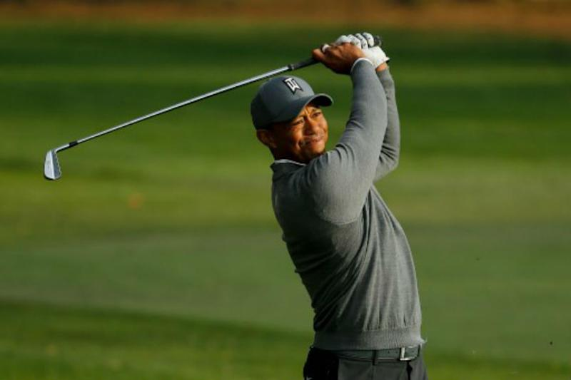 Tiger Woods & Ernie Els Named as Presidents Cup Captains