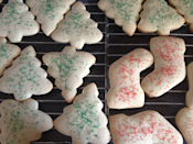 "<div class=""caption-credit""> Photo by: Sweet 'n' Sourdough</div><div class=""caption-title"">Sourdough Sugar Cookies</div>True to the name of her blog, these sweet 'n' sourdough cookies with a kiss of almond flavor and a light dusting of sugar sound like a welcome reprieve from the many ooey gooey offerings this time of year (not that we have anything against ooey gooey). <br> <br> <b>Recipe: <a href=""http://sweet-n-sourdough.blogspot.com/2012/12/shine-supper-club-sourdough-sugar.html"" rel=""nofollow noopener"" target=""_blank"" data-ylk=""slk:Sourdough Sugar Cookies"" class=""link rapid-noclick-resp"">Sourdough Sugar Cookies</a></b> <br>"
