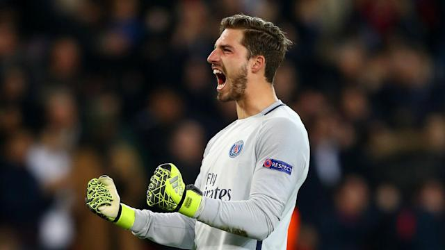 Angers gave Paris Saint-Germain a tough examination and boss Unai Emery conceded goalkeeper Kevin Trapp was vital to their 2-0 win.