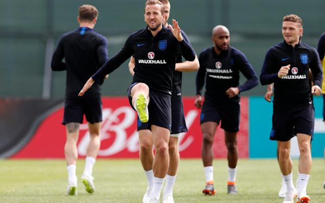 "Guide to the best World Cup free bets and offers Betting guide: predictions and tips for England v Panama What is it? England's second Group G match of the 2018 World Cup in Russia is only hours away as they take on Panama. Gareth Southgate's side got off to a terrific start with a late 2-1 win over Tunisia, thanks to Harry Kane's double. Now it's on to Panama, before their final group game against Belgium. When is it? Today - Sunday 24 June 2018. Where is it? Nizhny Novgorod Stadium, Nizhny Novgorod. What time is kick-off? 1pm BST. World Cup 2018 Simulator Single Game What TV channel is it on? The BBC and ITV are sharing the rights to this World Cup. You can watch this one on BBC. Alternatively, you can follow all the action here with Telegraph Sport. Latest team news England Gareth Southgate is considering dropping Raheem Sterling against Panama, judging by a note spotted at England training. After the Three Lions sealed a last-gasp 2-1 win against Tunisia in Monday's World Cup opener, preparations are under way for Sunday's game in Nizhny Novgorod. England's players returned from a recovery day with a full session on Thursday morning, when focus on Southgate after dislocated a shoulder running was usurped by a note carried by assistant manager Steve Holland. Steve Holland, England Assistant Coach, with notes training notes Credit: JULIAN SIMMONDS It showed that the side are preparing to play in 3-5-2 formation against Panama, with Ruben Loftus-Cheek in midfield following Dele Alli's slight thigh strain - a player whose name was spelt 'Ali' on the sheet in the medical section. The Tottenham man missed the session because of the injury he picked up against Tunisia. But the most noteworthy aspect of the pictured piece of paper was Marcus Rashford, rather than Sterling, playing in the attacking two alongside captain Harry Kane. Sterling, 23, has had to put up with a lot in the build-up to Russia and struggled to make an impact against Tunisia, with Southgate making the Manchester City forward his first change when bringing on Rashford in the 68th minute. England vs Tunisia Player ratings Panama The World Cup finals debutants have no injuries to report and Hernan Dario Gomez has a full-strength squad of relatively unknown but remarkably experienced players - the 24 men picked for the spring friendlies averaged 59 caps each - ready for Russia. What do we know about the Panama team? In a country better known for its baseball players and boxing champions, football will muscle into their territory when Panama make a first trip to the World Cup. The Central Americans aren't complete unknowns. Twice runners-up at the Concacaf Gold Cup, they qualified for the tournament in Russia by finishing ahead of the United States. That's despite the huge disparity between the countries: Panama has only 4 million people, while the US has about 320 million. Tougher challenges loom for Panama in June when Belgium and England are among the team's opponents in Group G. Roman Torres could be key to preventing Panama from leaking goals. The dreadlocked defender became a national hero after scoring the goal that clinched Panama's World Cup place, leading to a national holiday being declared. Here's a closer look at the Panama team: Coach Gomez is known for working his magic. After guiding his homeland of Colombia to the 1998 World Cup, he led Ecuador to the tournament for the first time in 2002. World Cup 2018 stadiums Goalkeepers Jaime Penedo, who started in goal in the last three qualifiers, helped the team finish second at the Concacaf Gold Cup in 2005 and in 2013, where he was named the best goalkeeper. But he has not been a regular starter recently at Dinamo Bucharest in Romania. Defenders The 32-year-old Torres of the Seattle Sounders club is trying to get back into full shape after a knee injury. He is set be joined in central defense by Fidel Escobar and Adolfo Machado. They will likely be flanked by Michael Murillo on the right and Eric Davis on the left. World Cup predictor Midfielders Gabriel Gomez and Anibal Godoy are expected to assume the defensive midfield roles. Alberto Quintero is likely to play on the left and Edgar Joel Barcenas could play on the right or in the center behind the striker to create more scoring chances. Forwards Expect a sole striker for the Belgium and England games. Gomez will have to decide on 37-year-old Blas Perez or 29-year-old Gabriel Torres, who has had a successful season with Chilean club Huachipato. Luis Tejada, known as the ""Matador"" for his lethal finishing, is 36 and is another aging option. What are they saying? Panama coach Hernan Dario Gomez hopes his team is a ""dignified rival"": ""I hope people enjoy it instead of criticising and destroying the dream that we've achieved. ""We have played Wales, who are more or less the same style (as England). We also played against Iran, who are like Tunisia. We have knowledge of what we'll come up against."" Latest Group G table What are the odds? England to win 1/5 Draw 4/1 Panama to win 12/1 What's our prediction? To avoid embarrassing defeats at the World Cup, Panama have experimented with five defenders and they limited the damage in a friendly against Denmark in March to a 1-0 loss. England have often struggled to break defensive teams down, but once the first goal goes in, expect the floodgates to open. Predicted score: England 4 Panama 0."
