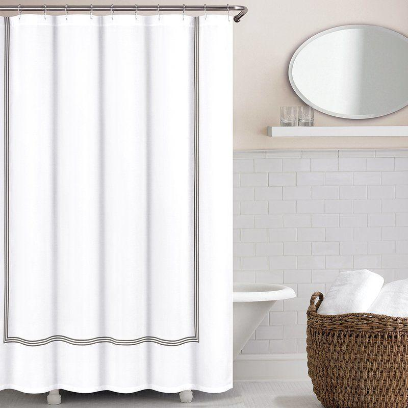 """Get this shower curtain here, <a href=""""https://www.wayfair.com/The-Twillery-Co.-Miller-Shower-Curtain-CHMB1002.html?piid=20104234"""" target=""""_blank"""">$37</a>. And don't forget a <a href=""""https://www.wayfair.com/Charlton-Home-Tamesbury-Nylon-Shower-Curtain-Liner-CHLH2850.html?piid=15996228"""" target=""""_blank"""">liner</a>."""