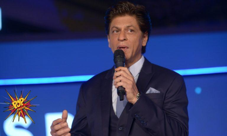 Shahrukh Khan Grooves With Kids At Indian Film Festival Of Melbourne