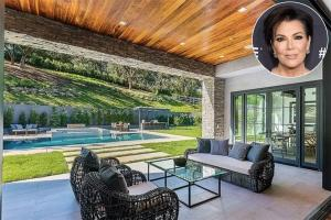 Kris Jenner's new $10 million home in Hidden Hills, California