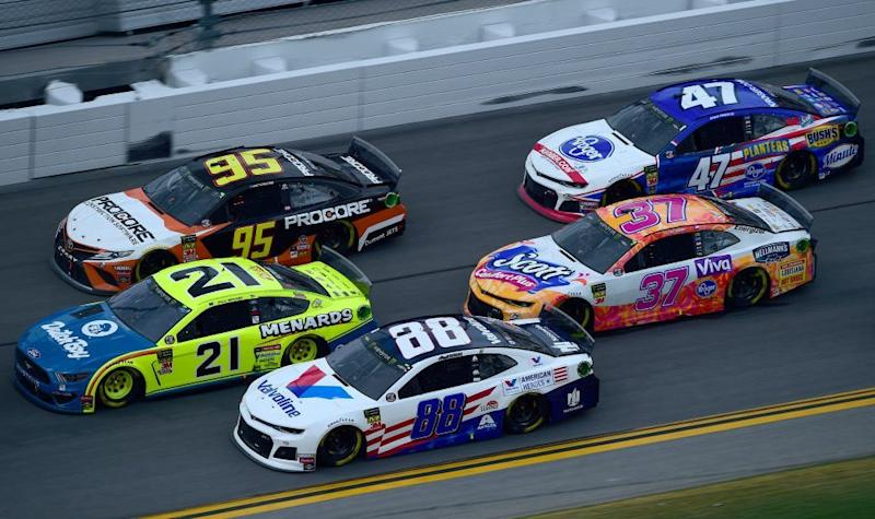 What's different in the NASCAR Cup Series in 2020