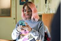 """<p>Screenwriter and actress Michaela Coel transformed her experience with sexual assault into an empathetic journey to healing with her HBO drama, <em>I May Destroy You</em>. The series centers on Arabella, played by Coel, who attempts to put the pieces of her foggy memory together after being drugged and raped during a night out. """"The whole show deals with that moment where consent was stolen from you and you lost the moment where you had agency to make a decision,"""" Coel told <a href=""""https://www.bbc.com/news/newsbeat-52992574"""" rel=""""nofollow noopener"""" target=""""_blank"""" data-ylk=""""slk:BBC News"""" class=""""link rapid-noclick-resp"""">BBC News</a>. """"We need to be kinder to ourselves a bit more and forgive ourselves for the times when we didn't say no loud enough."""" <em>I May Destroy You</em> proves it's integral that those who have been hurt grant themselves peace—that healing takes time and self-forgiveness.</p>"""