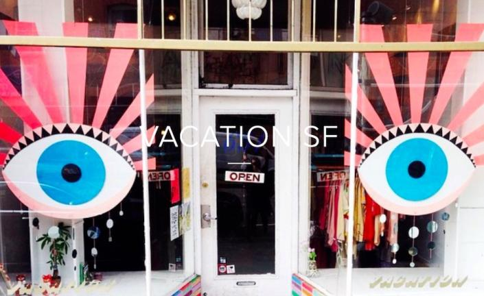 Vacation's current storefront at 651 Larkin