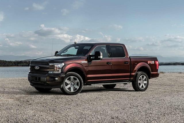2018 Ford F-150 lineup including prices, pictures, mileage ...