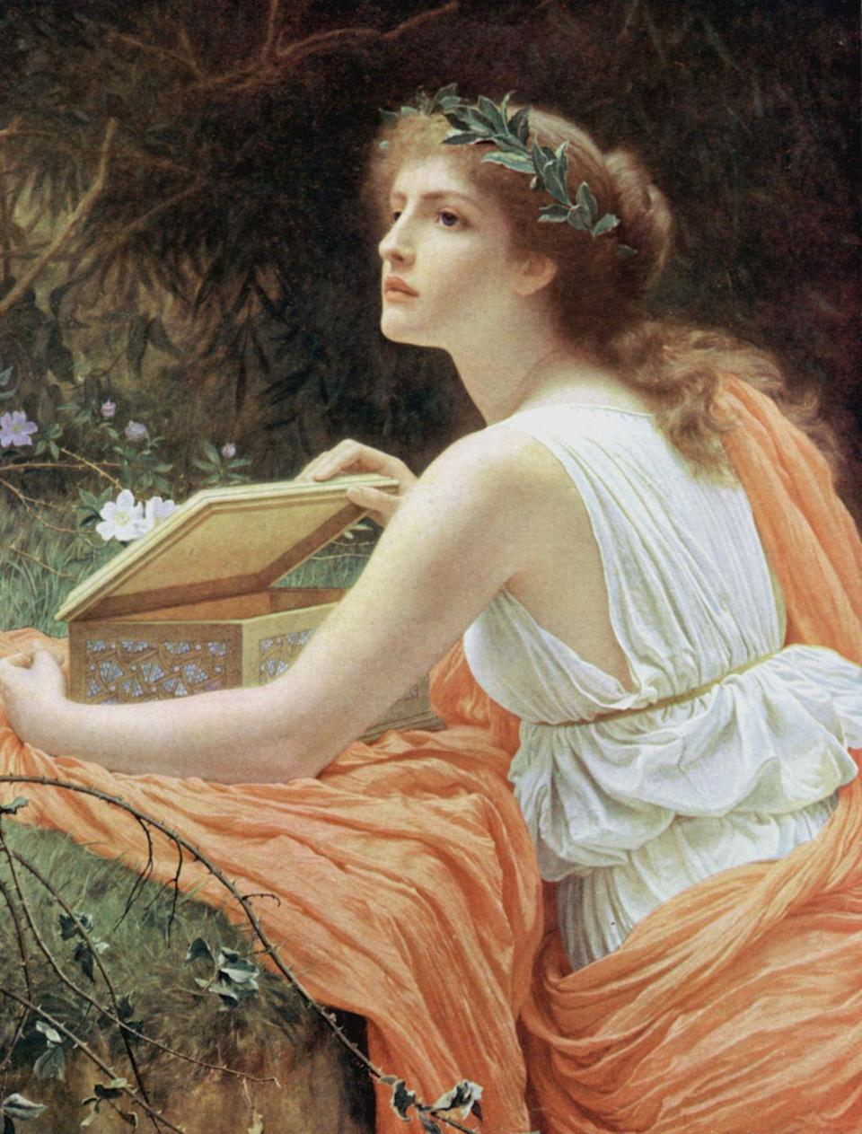 <p>Ancient Greece's garments have long served as modern fashion inspiration for their ethereal looks. But at the time, the dresses were designed mostly for comfort and functionality. Women opted for silk and linen, because of the hot climate and no sewing was required. </p>