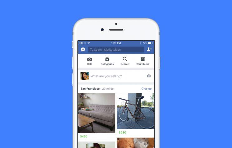 Beware these risks before using Facebook's new Marketplace