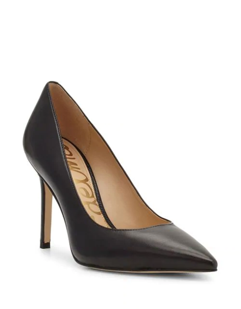 Sam Edelman Hazel Leather Pumps