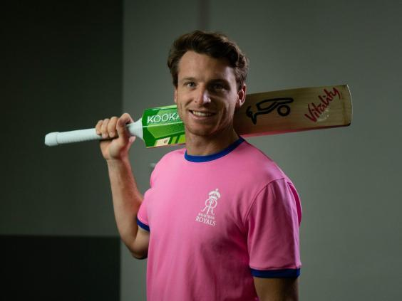 'You've just got to play the situation in front of you and react best' (Rajasthan Royals/CSM)