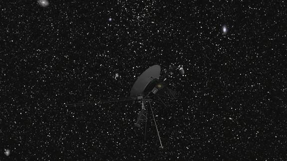 Voyager 2 Becomes Second Human-Made Ship to Enter Interstellar Space