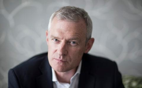Jeremy Vine steers into the choppy waters of the Brexit debate - Credit: Heathcliff O'Malley